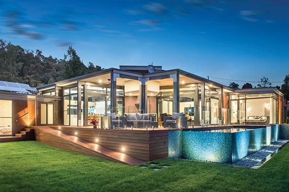 Hedger Constructions Award Winning Projects