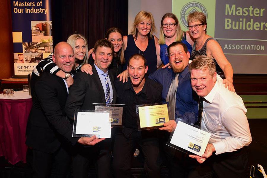 MBAV North East Regional Building Awards