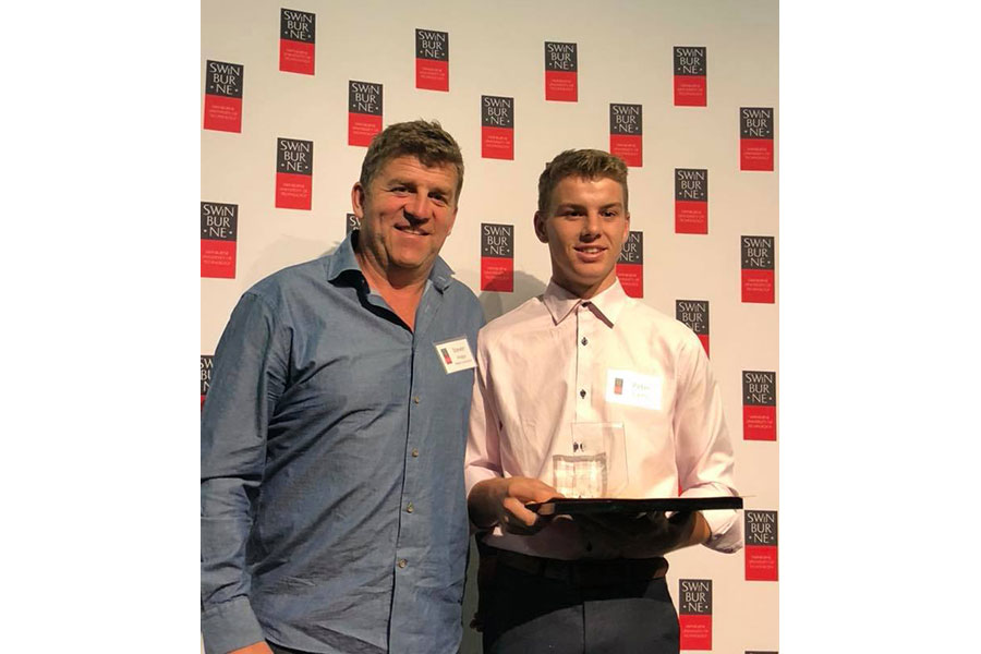 Best First Year Apprentice in Carpentry