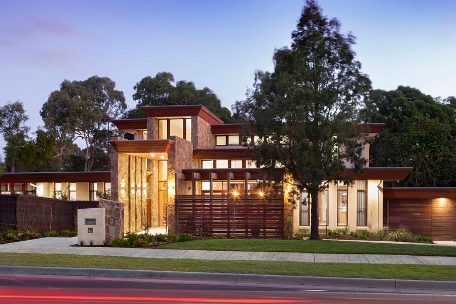 Melbourne Custom Home