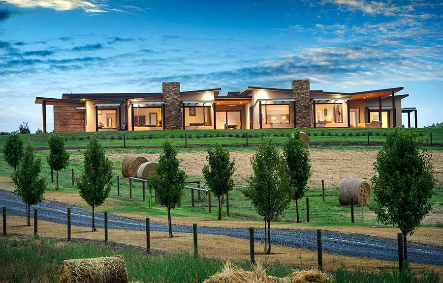 Yarra Valley Custom Home